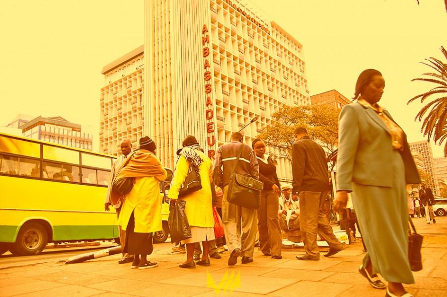 Mutua Matheka - Nairobi