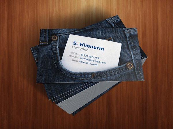 Designer-business-card