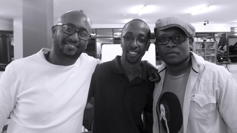 Waabeh Team - Jeff, Kingóri & Rimbui