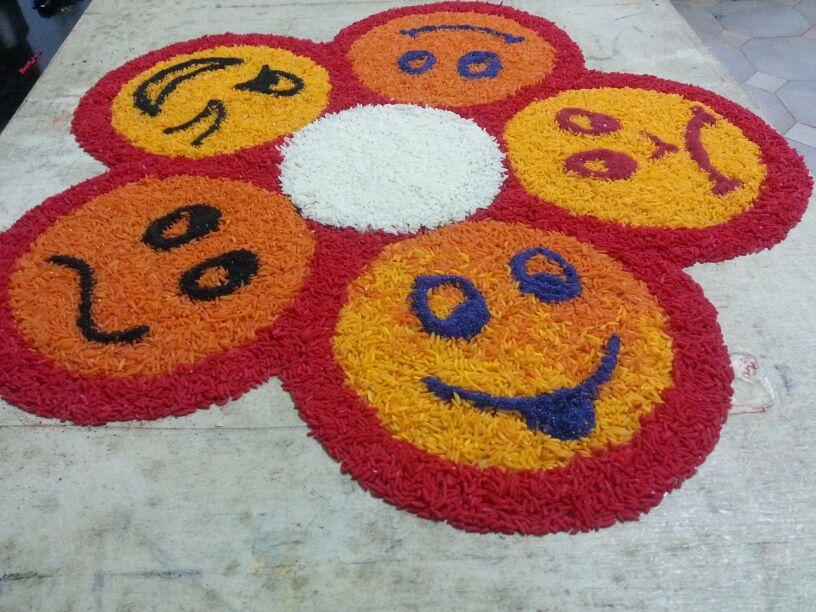 Second Daawat Rice Art Challenge