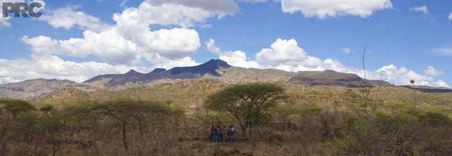 Oldonyo Ridge