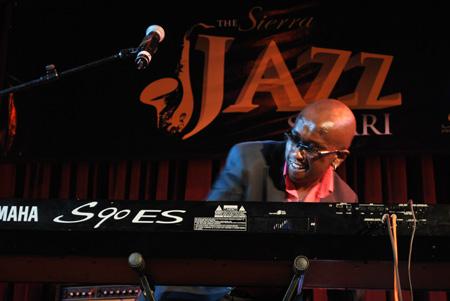 Aaron 'Keys' Rimbui - Kenya's Top Jazz Artist