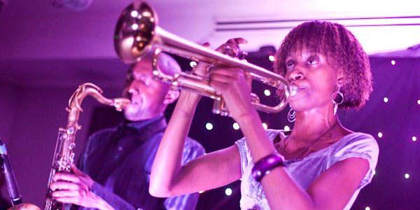 Afro Jazz Trumpeter Christine Kamau