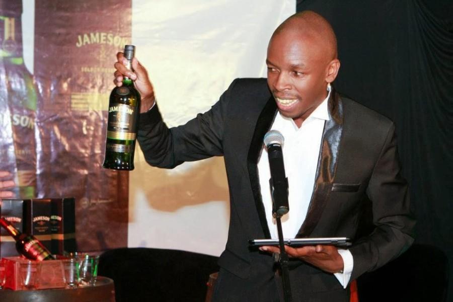 Nelson Aseka, Pernod Ricard Africa Regional Brand Ambassador – Whiskies