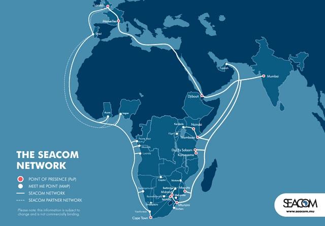 SEACOM_Network_Map