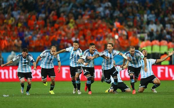 Argentina Finals