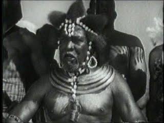 Jomo Kenyatta is the movie Sanders of the River