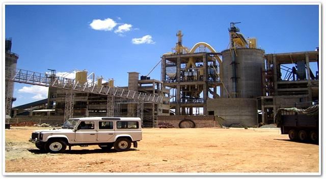 ARM Cement Plant