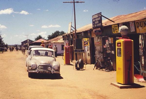 Fuel station - Sultan Hamud