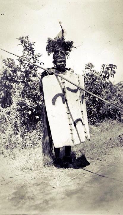 Kavirondo Warrior
