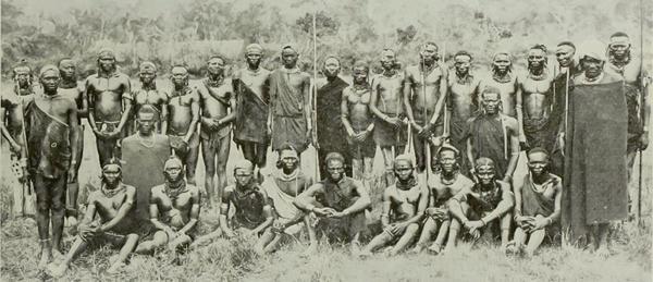Kikuyu men 1920s