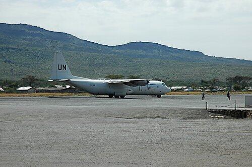 Lokichoggio Airport