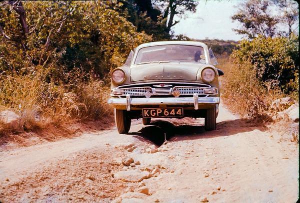 Nairobi Mombasa Highway