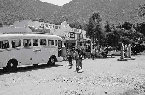 Namanga Border point