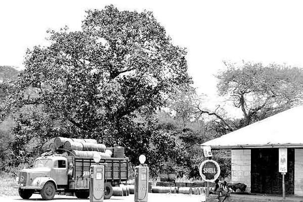 Pump Station Kibwezi - 1960