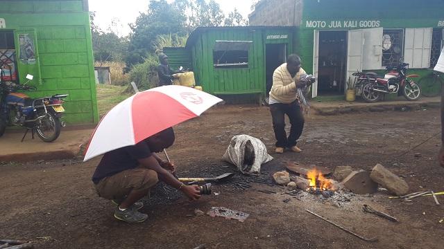 Shooting in Ahero, Nakuru