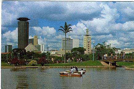 Uhuru Park 1976