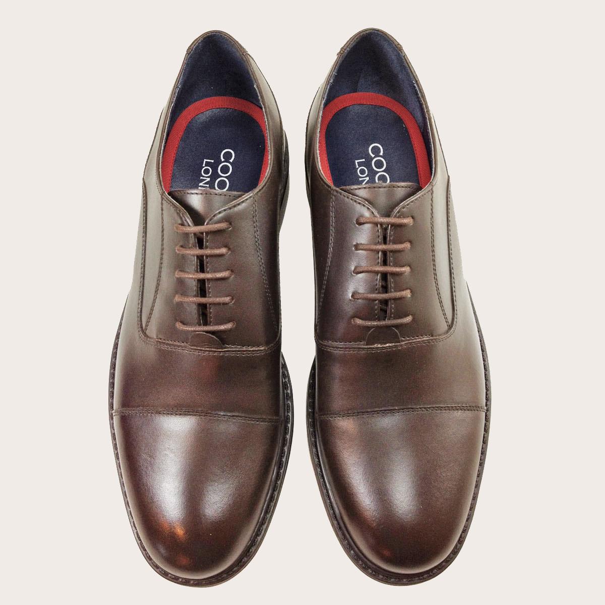 Men Oxford Shoe Without Laces