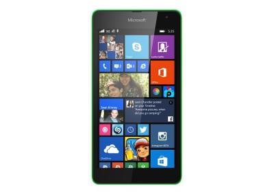 Lumia 535_Front_Green_SSIM