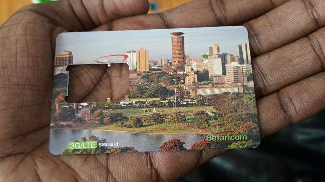 4G LTE SIM Card