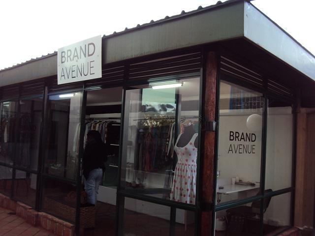 Brand Avenue Shop, Bishop Magua Centre