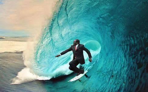 Mugabe Falls 1