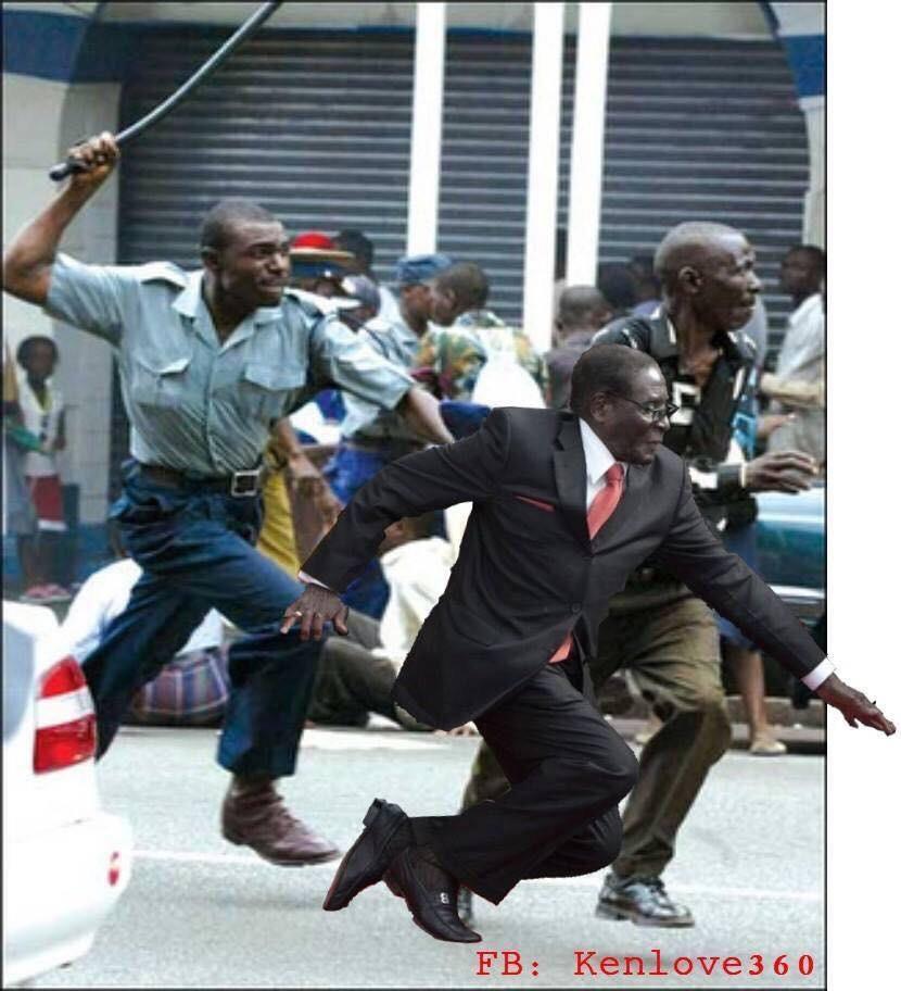 Mugabe Falls 13