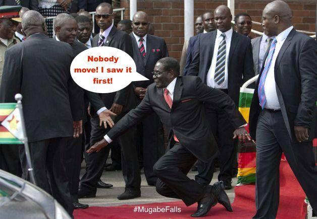 Mugabe Falls 6