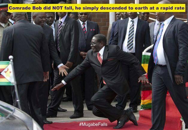 Mugabe Falls 8