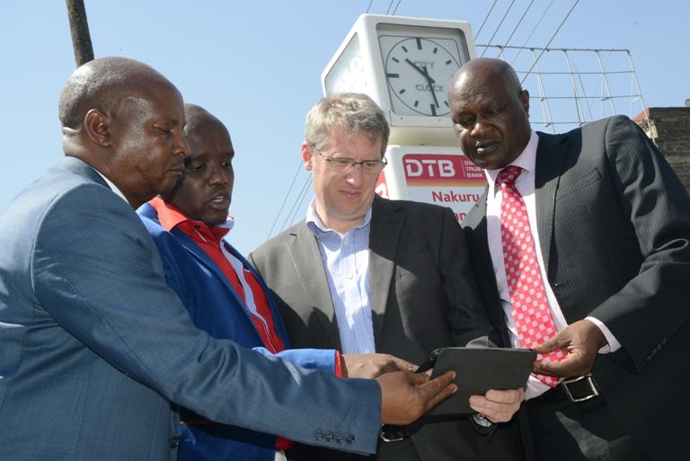 Nakuru County launches free WiFi