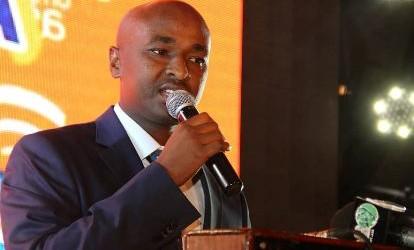 EyeBalls Marketings's Martin Muli, organiser of the East Africa Digital Marketing Summit
