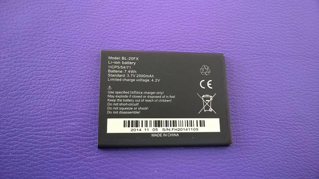 Infinix Hot X507 4