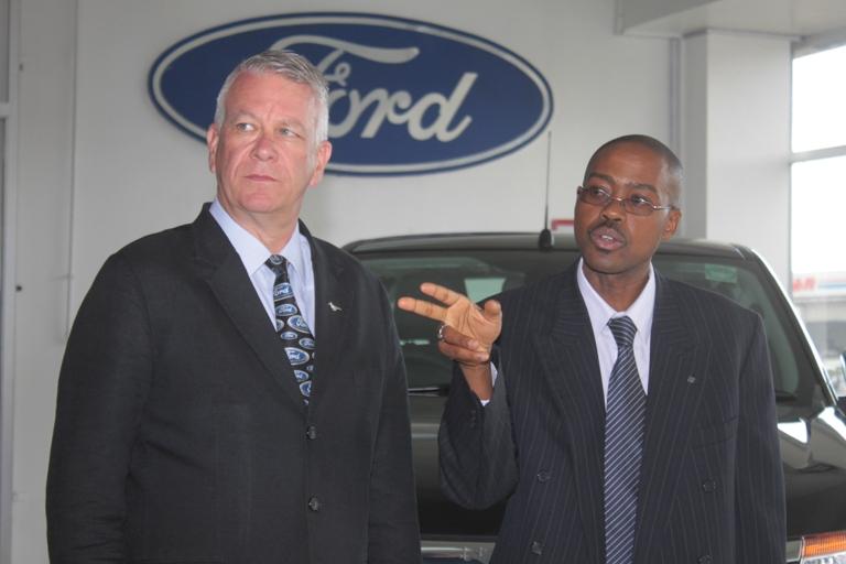 Ford And Cmc Renew Partnership Hapakenya