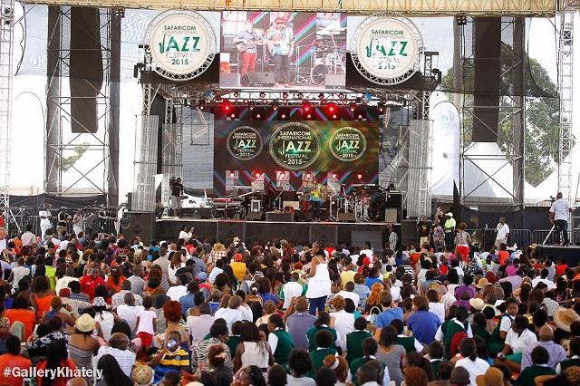 Safaricom Jazz festival - 2015