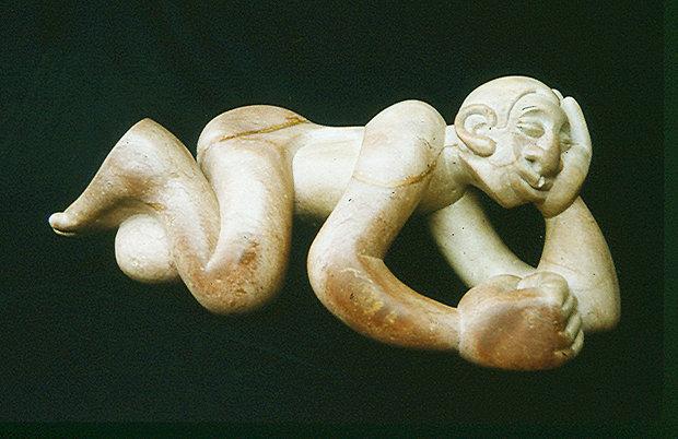 Sculpture by Gakunju Kaigwa