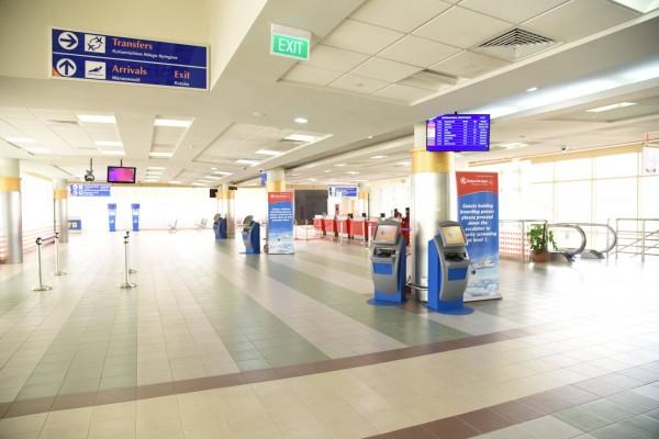 Terminal 1A - JKIA