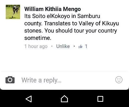 Kikuyu Valley